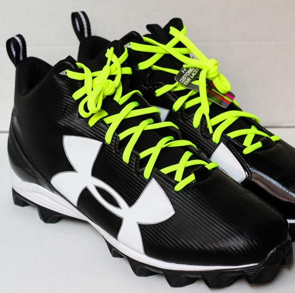 Under Armour Shoes | Football Cleats